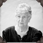 Dot Schuetze as the Grandmother